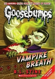 Goosebumps Classic: #21 Vampire Breath | Paperback Book