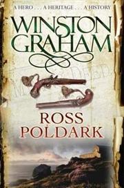 Poldark #1: Ross Poldark | Paperback Book