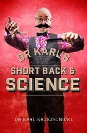 Short Back And Science | Paperback Book