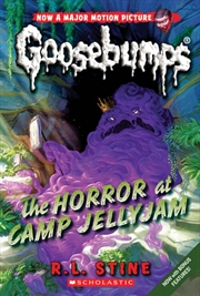 Goosebumps Classic: #9 Horror at Camp Jellyjam | Paperback Book