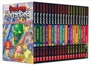 Goosebumps Horrorland 1-20 | Paperback Book