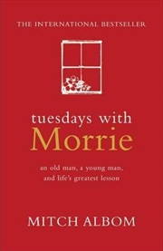 Tuesdays with Morrie | Paperback Book