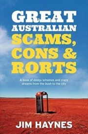 Great Australian Scams Cons