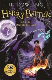 Harry Potter and the Deathly Hallows | Paperback Book