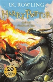 Harry Potter and the Goblet of Fire | Paperback Book