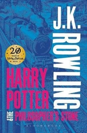 Harry Potter and the Philosopher's | Paperback Book
