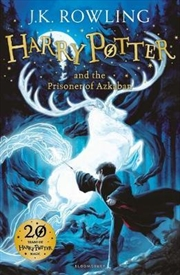 Harry Potter and the Prisoner of Azkaban | Paperback Book