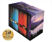 Harry Potter Box Set: The Complete Collection | Paperback Book