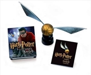 Harry Potter Golden Snitch Sticker Kit | Paperback Book