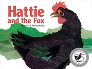Hattie And The Fox 25th Anniversary | Paperback Book