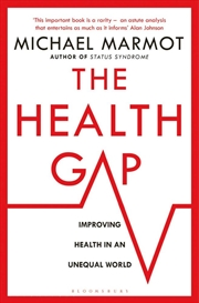 Health Gap: The Challenge of an Unequal World | Paperback Book