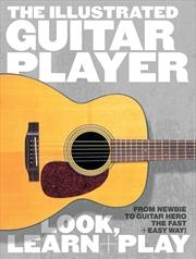 Illustrated Guitar Player | Paperback Book