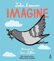 Imagine: John Lennon Yoko Ono Lennon | Paperback Book
