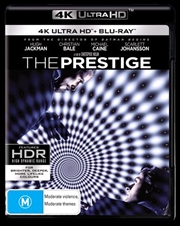 Prestige | Blu-ray + UHD, The