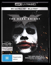 Dark Knight | Blu-ray + UHD, The