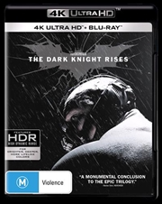 Dark Knight Rises | UHD