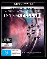 Interstellar | Blu-ray + UHD