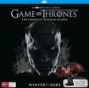 Game Of Thrones - Season 7 Drogon Limited Edition | Blu-ray
