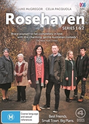 Rosehaven - Season 1-2 | Boxset