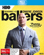 Ballers - Season 1-3 - Limited Edition | Collection