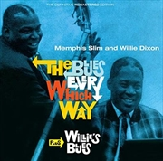 Blues Every Which Way / Willie's Blues | CD