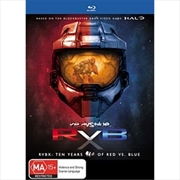 Red Vs. Blue; Season 1-S10 | Blu-ray