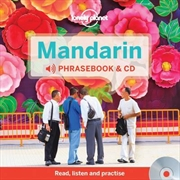 Lonely Planet Mandarin Phrasebook and Audio CD | Audio Book