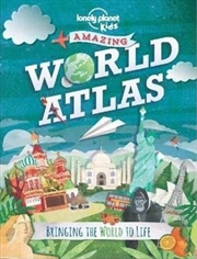 Amazing World Atlas | Hardback Book