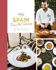 From the Source - Spain | Hardback Book