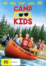 Camp Cool Kids | DVD