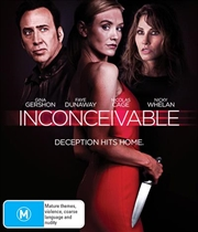 Inconceivable | Blu-ray