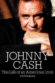 Johnny Cash: The Life of An American Icon | Paperback Book