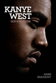 Kanye West: God and Monster | Paperback Book