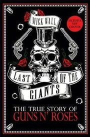 Last of the Giants | Paperback Book
