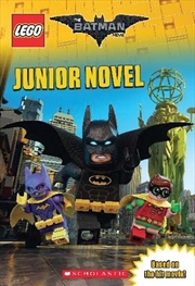 LEGO: The Batman Movie Junior Novel | Paperback Book