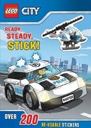 Lego City: Ready Steady Stick