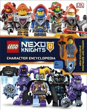 LEGO® NEXO KNIGHTS Character Encyclopedia | Paperback Book