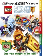 LEGO® NEXO KNIGHTS Ultimate Factivity Collection | Paperback Book