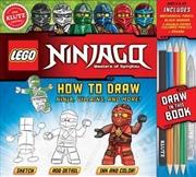 Lego Ninjago How to Draw Ninja, Villains, and More!
