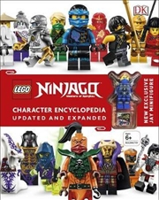 LEGO® Ninjago: Character Encyclopedia Updated Edition | Paperback Book
