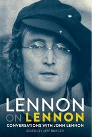 Lennon on Lennon | Paperback Book