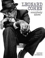 Leonard Cohen: Everybody Knows Revised edition | Paperback Book