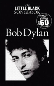 Little Black Songbook, The: Bob Dylan | Paperback Book
