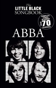 Little Black Songbook: Abba | Paperback Book