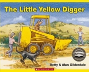 Little Yellow Digger | Paperback Book