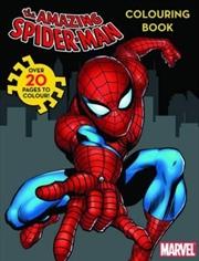 Marvel Spider-Man Colouring Book | Paperback Book