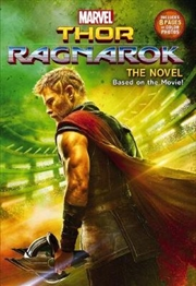 Marvel: Thor: Ragnarok The Novel Based On The Movie