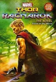 Marvel: Thor: Ragnarok Movie Novel | Paperback Book