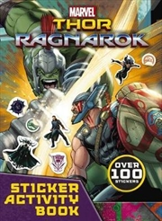 Marvel: Thor: Ragnarok Sticker Activity Book | Paperback Book