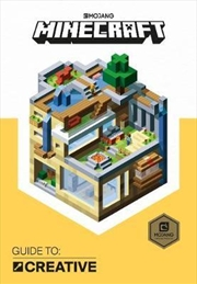 Minecraft Guide to Creative | Paperback Book